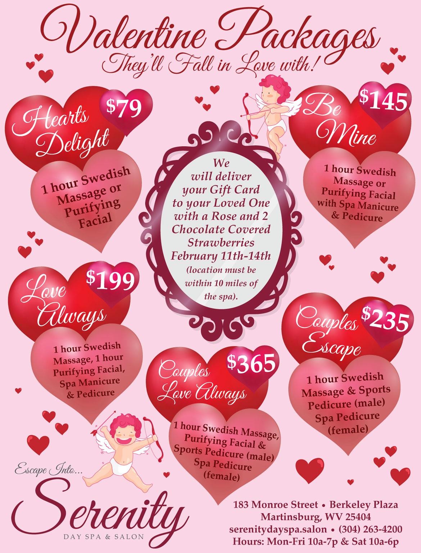 Valentine Specials 2019